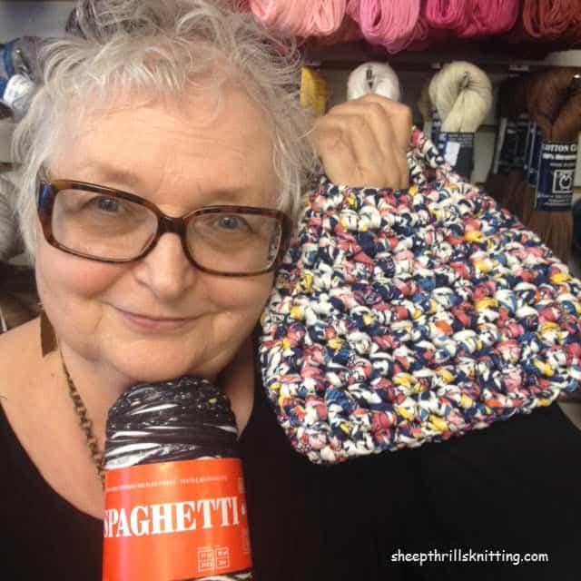 Caissa McClinton @artlikebread | Sheep Thrills Yarn Store