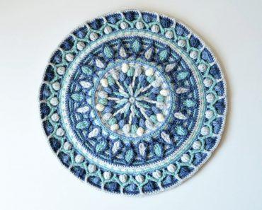 Dandelion Mandala | Tatsiana Kupryianchyk | Lilla Björn Crochet