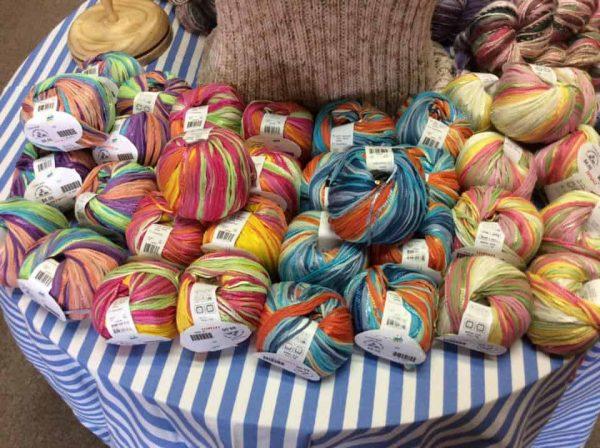 Summer Yarns at The Taming of the Ewe | Local Yarn Shop