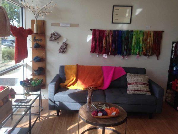 The Sated Sheep | Local Yarn Shop