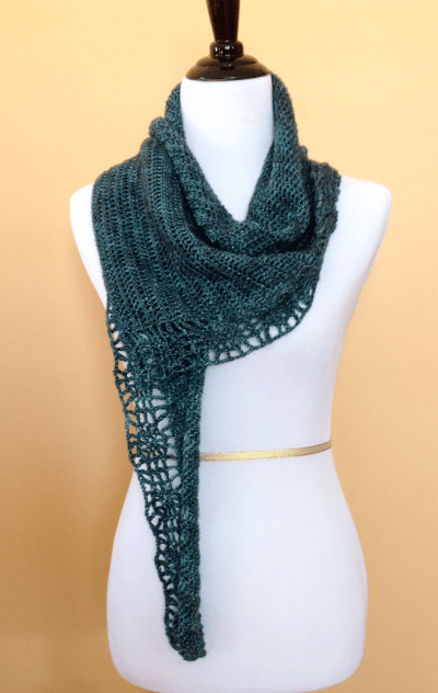 Candeo Shawl | Tian Connaughton