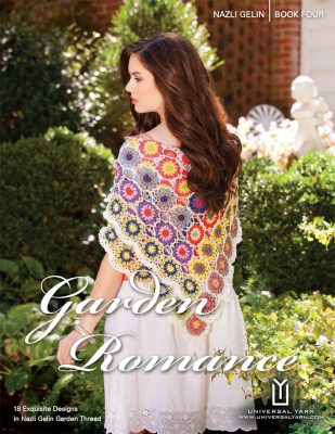 Nazli Gelin | Garden Book 4 | Universal Yarn