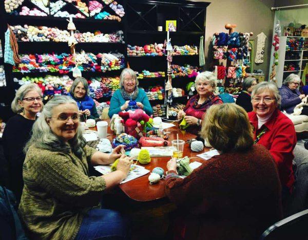 Unraveled Yarn | Knitting