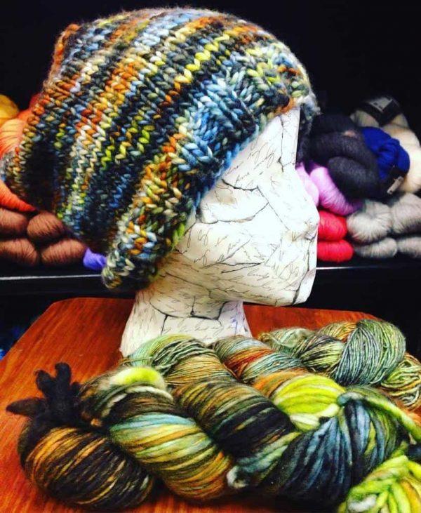 Unraveled Yarn | Shoals Blues Hat