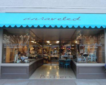 Unraveled Yarn   Storefront