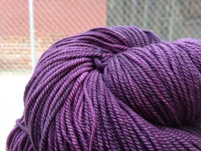 Anzula Yarns | Cricket | Purple