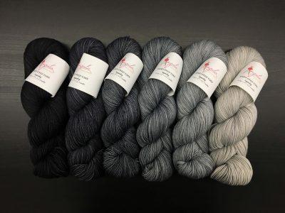 Anzula Yarns | Grays