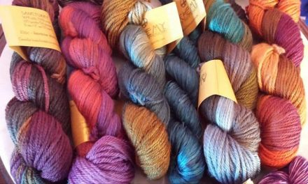 NatCroMo 2016, March 30: Black Sheep Yarn and Fiber