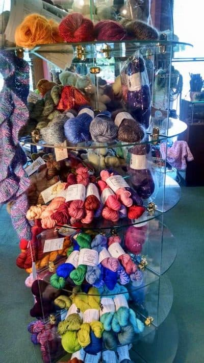 The Black Sheep | Yarn Display