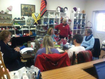 Common Threads Yarn Shop