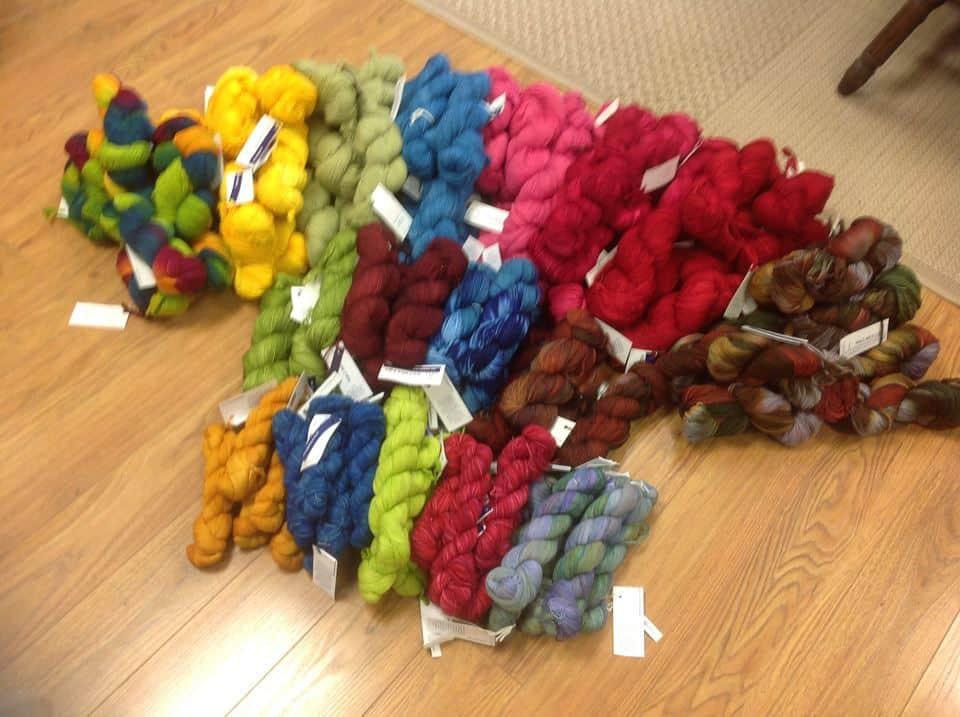 Common Threads Yarn Shop   Malabrigo Worsted