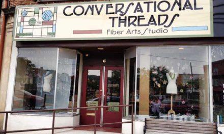 NatCroMo 2016, March 24: Conversational Threads Fiber Arts Studio
