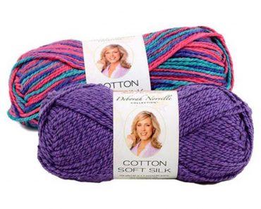 Deborah Norville Cotton Soft Silk (tm) | Premier Yarn