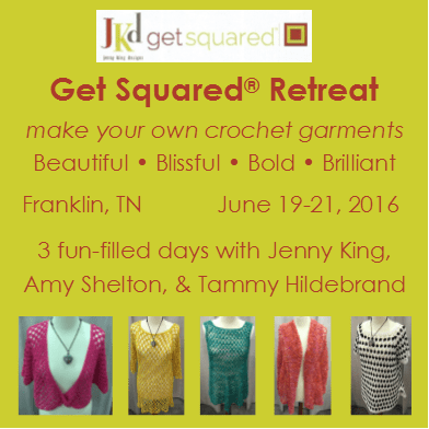 Get Squared Retreat | Jenny King Designs