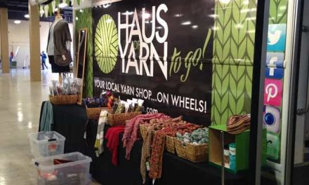 NatCroMo 2016, March 22: Haus of Yarn