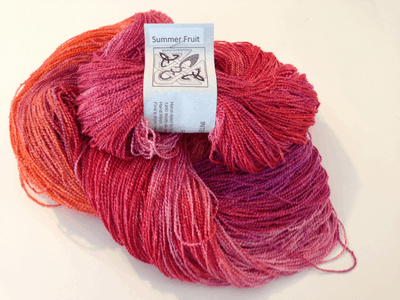 Interlacements Yarns | Rick Rack | Summer Fruit