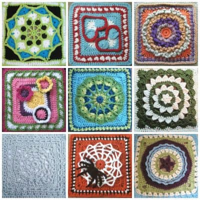 Julie Yeager National Crochet Month