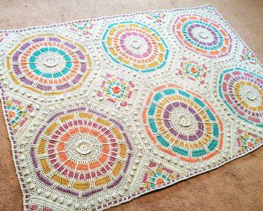 Summer Mosaic | Julie Yeager Designs