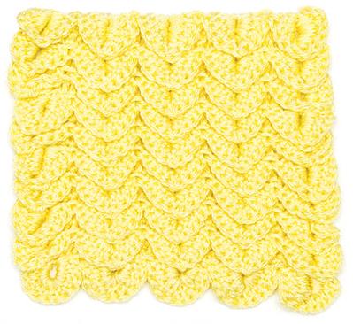 Crocodile Stitch | Knit and Crochet Now! | Stitch How-To