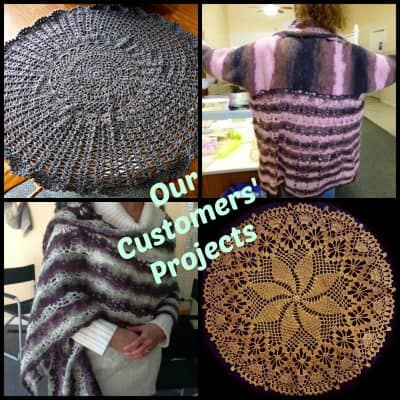 Knitkabob | Customers' Projects