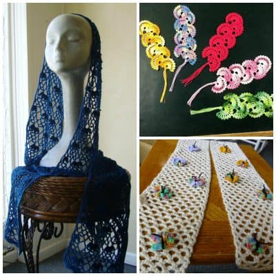 Knitkabob | Crocheted Lace