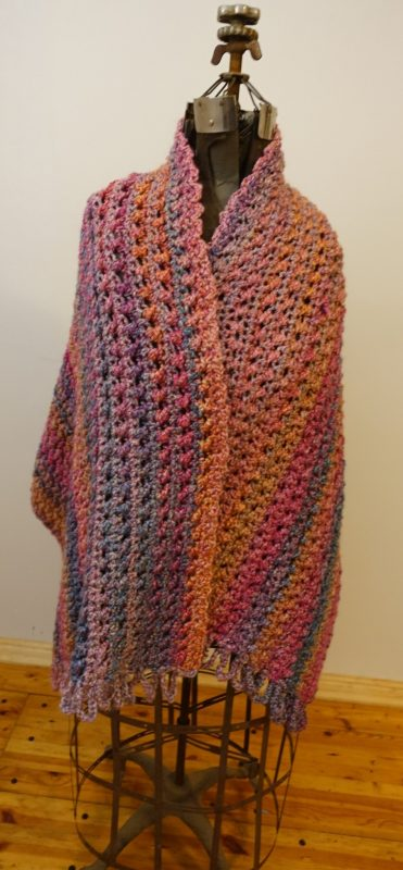 Every Which Way Shawls   Michele Maks