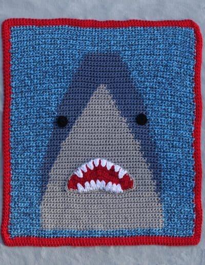 Shark! | Mainly Crochet | Michele Maks