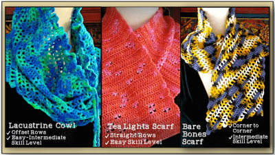 Crochet to the Color Pattern Set | Vashti Braha