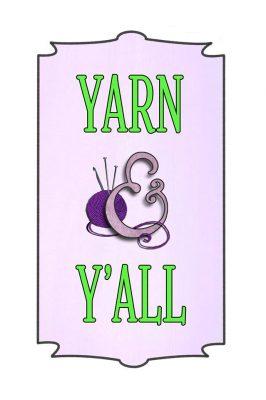 Yarn and Y'all Logo