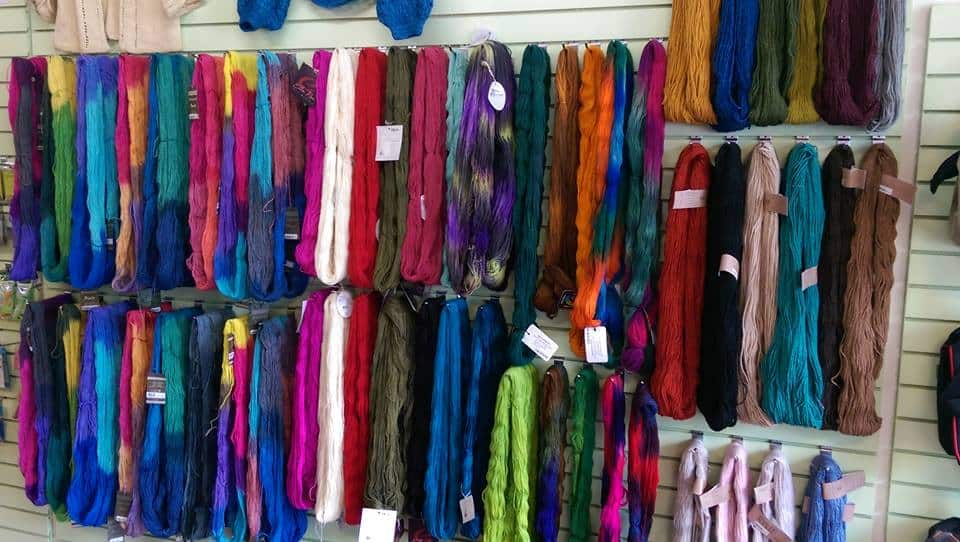 2017 NatCroMo Blog Tour, March 4: Yarn and Y'all