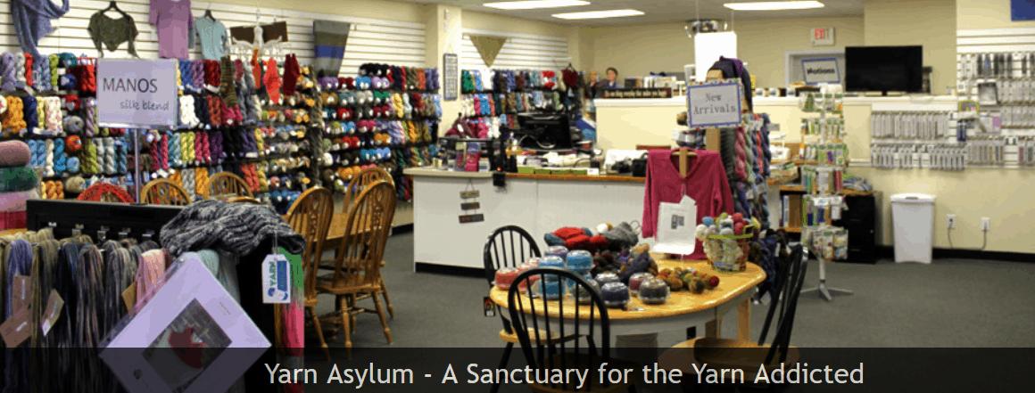 NatCroMo 2016, March 20: Yarn Asylum