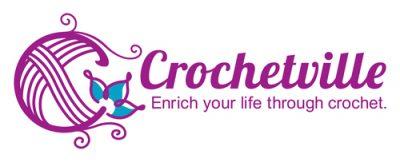 Crochetville New Logo