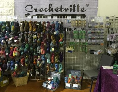 Vendor Booth @ the Middle Tennessee Fiber Festival