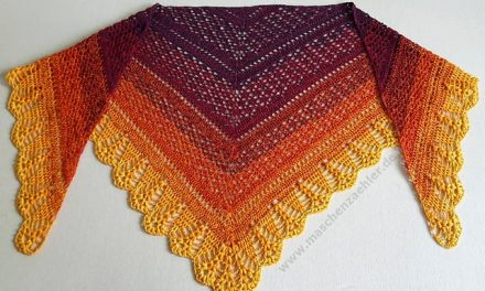 Inspiration Sunday: Free Crochet Shawl Patterns