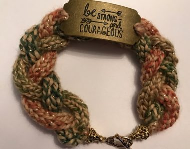 Creative I-cord Jewelry