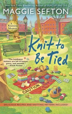 Gift Ideas: Knitting Mystery series by Maggie Sefton