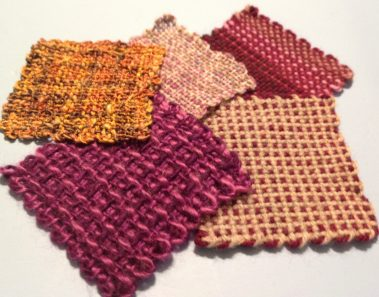 Intro to Pin Loom Weaving: Sachet Project