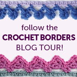 5 Reasons You Need Every Which Way Crochet Borders by Edie Eckman