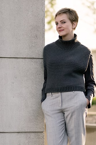 Yuliya Tkacheva | Ms. Weaver | The Little Grey Top
