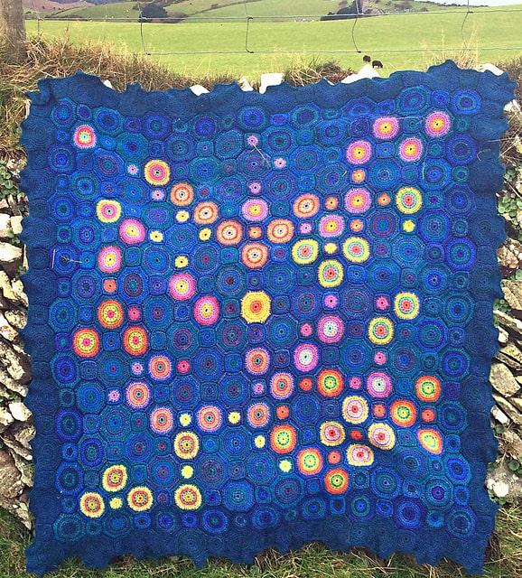 Amanda Perkins | Amanda's Crocheted Blankets | Stargazer