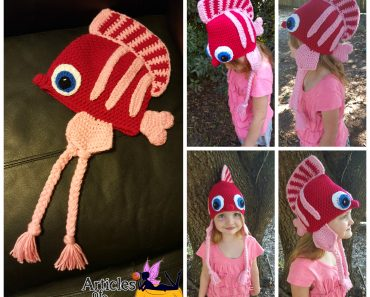 Donna Knox | Articles of a Domestic Goddess | Finley Fish Hat