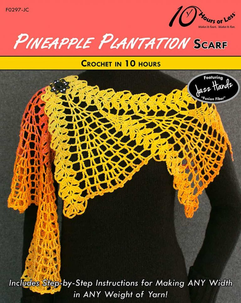 George Shaheen   10 Hours or Less   Pineapple Plantation Scarf