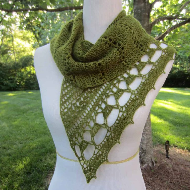 Julie Blagojevich | CrochetWorks | Rowena