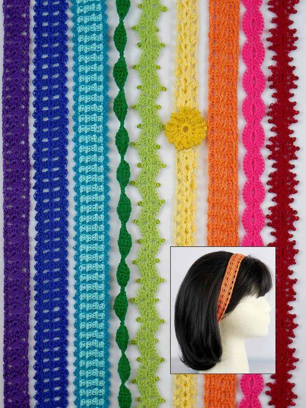 Kathryn Clark | Rainbow Headbands