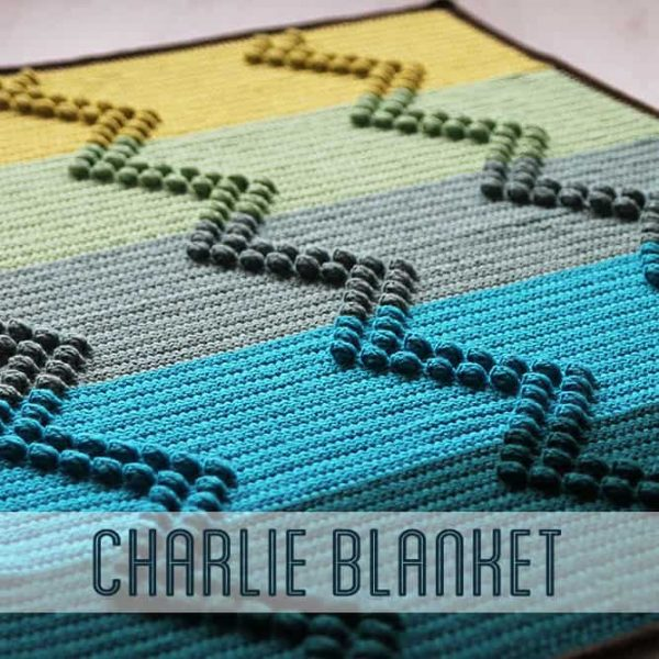 Kirsten Ballering | Haakmaarraak | Charlie Blanket