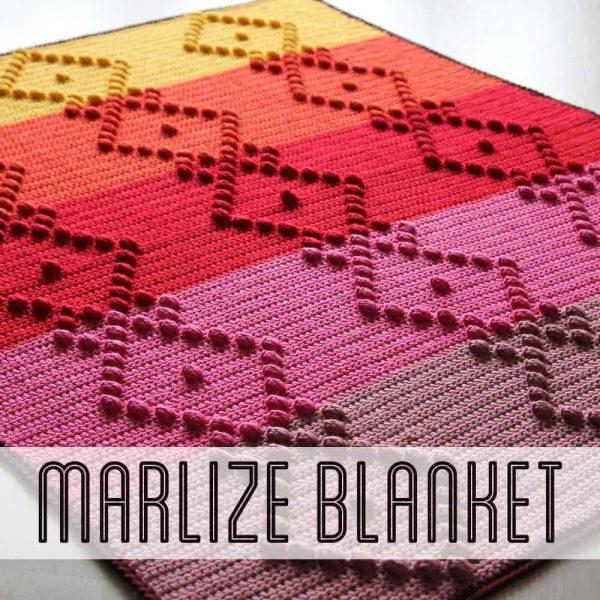 Kirsten Ballering | Haakmaarraak | Marlize Blanket