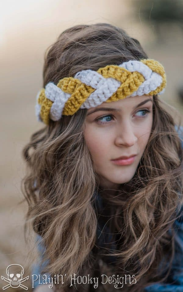 Liz McQueen   Outfitter's Braided Headband