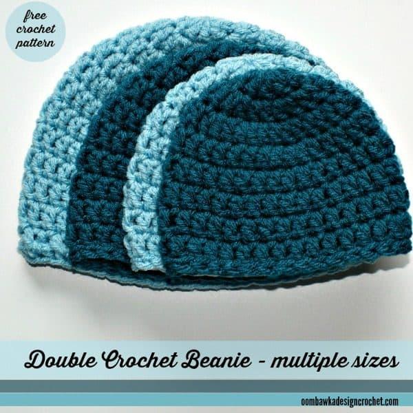 Rhondda Mol | Double Crochet Beanie