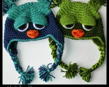 Rhondda Mol | Not Another Owl Hat