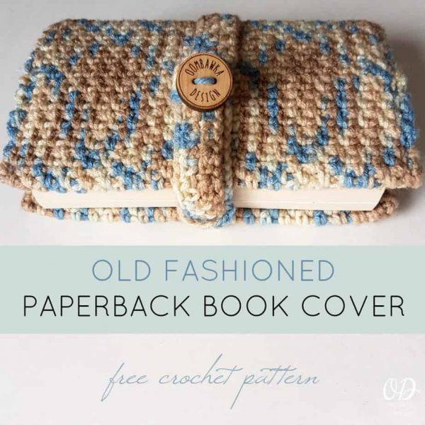 Rhondda Mol | Oombawka Design | Old Fashioned Paperback Book Cover